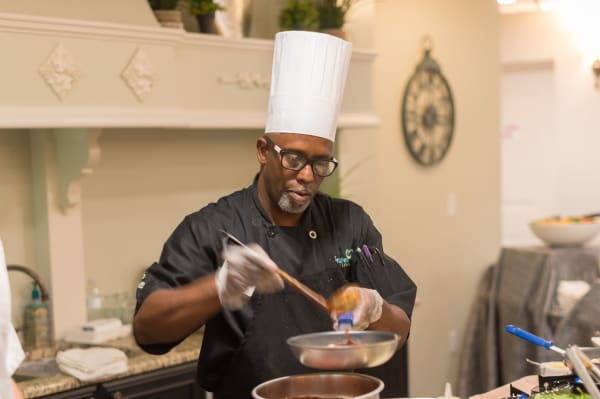 Be a part of our culinary team at Inspired Living in Sugar Land, Texas.