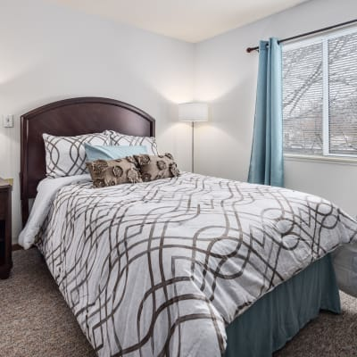 View floor plans at Parkside of Livonia in Livonia, Michigan