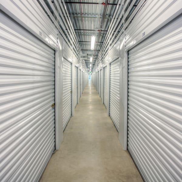 Interior units at at StorQuest Self Storage in Greenwood Village, Colorado