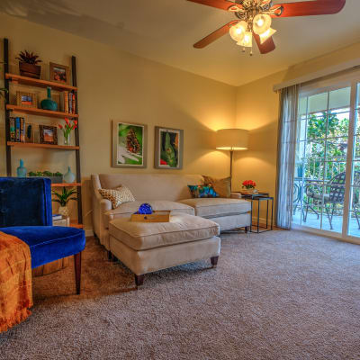 View floor plans at Bella Vista Senior Living in Mesa, Arizona