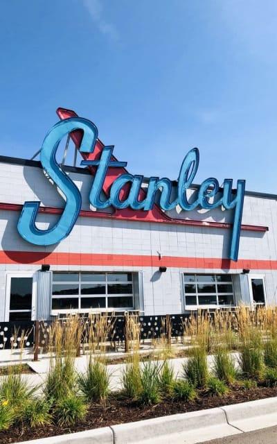 Stanley marketplace in Denver, Colorado near Solana Stapleton Apartments