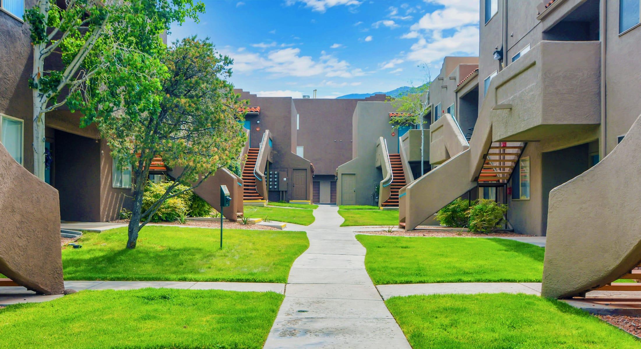 Albuquerque nm apartments las kivas apartments - 3 bedroom apartments in albuquerque ...