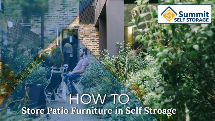 Outdoor Furniture Storage at {{location_name}}