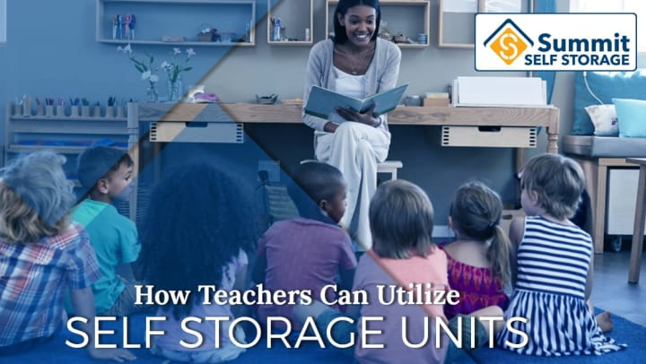 Teacher storage at {{location_name}}