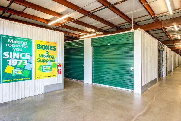 Metro Self Storage offers convenient storage solutions in Montgomery