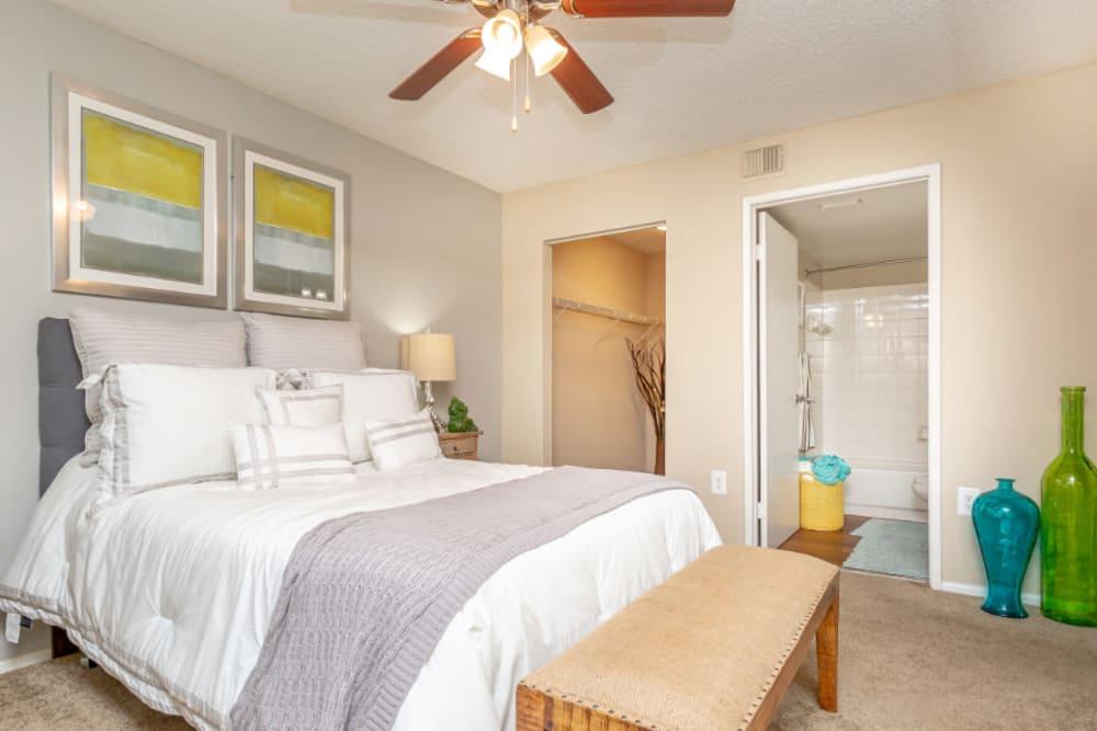 Spacious Bedroom at Fairway View Apartments in Hialeah, Florida