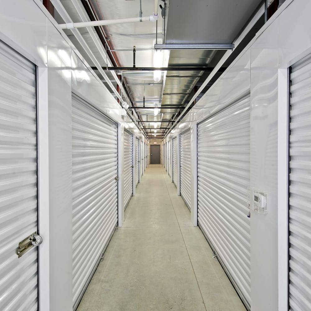 Climate Controlled units at Global Self Storage in Bolingbrook, Illinois