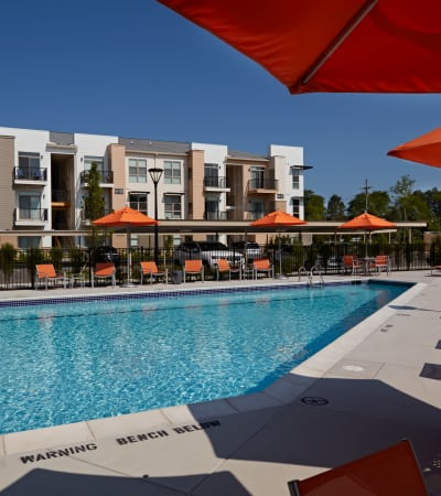 View the Amenities at Five Points in Auburn Hills, Michigan