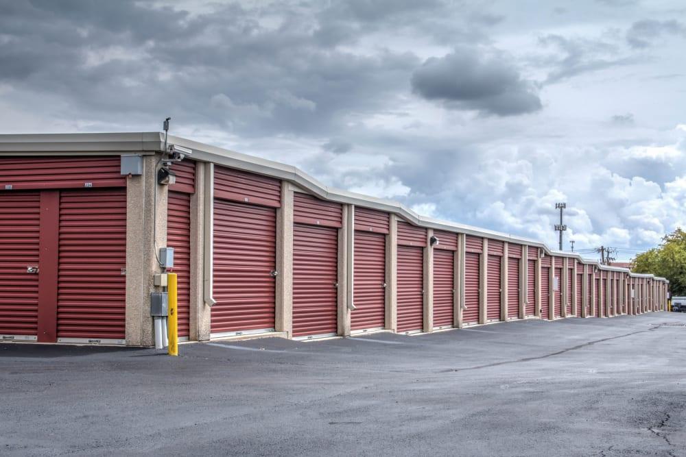 Lockaway Storage Babcock Exterior Units