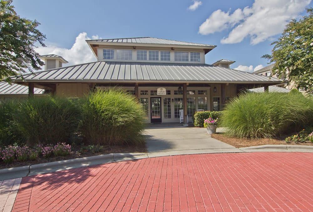 Leasing office at Atkins Circle in Charlotte, North Carolina