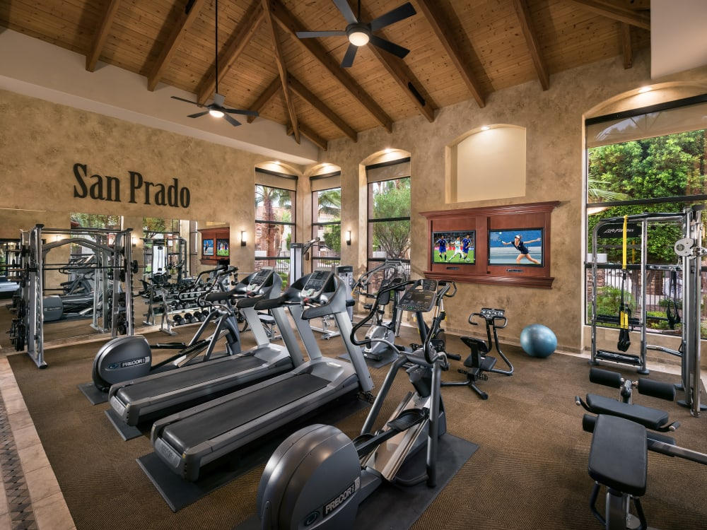 Fitness center San Prado in Glendale, Arizona