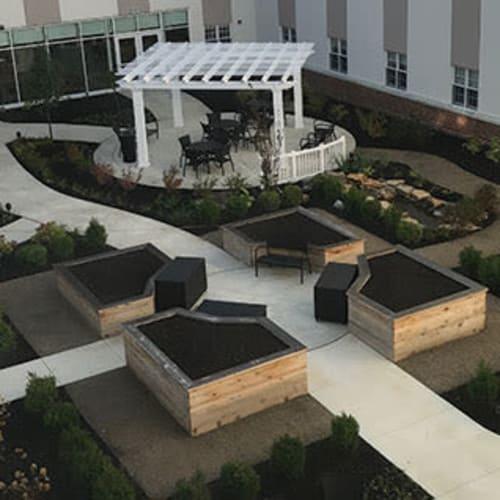 Courtyard at First & Main of Auburn Hills in Auburn Hills, Michigan