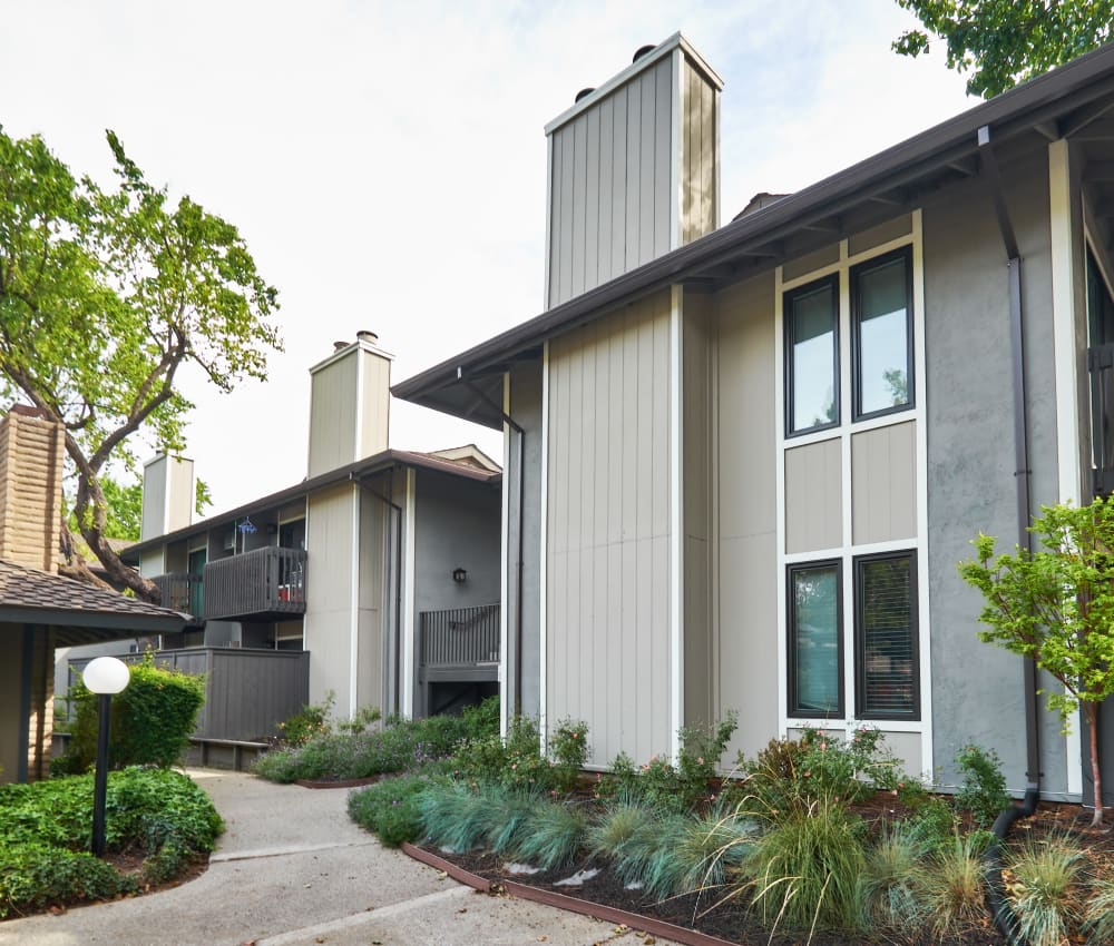 Exterior view of the Marquee community in Walnut Creek, California