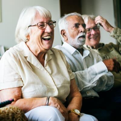 Community connections at Milestone Retirement Communities