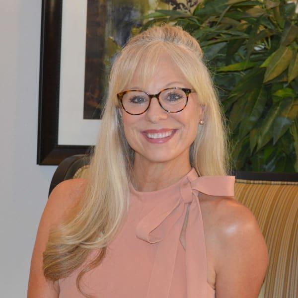 April Crumley, Associate Executive Director at Inspired Living Lakewood Ranch in Bradenton, Florida