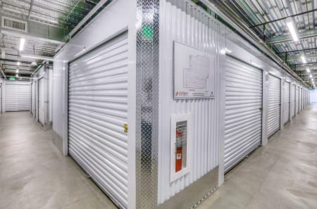 Interior units at StorQuest Self Storage in Aurora, CO