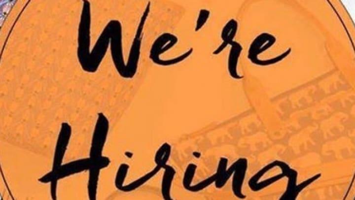PLK hiring logo