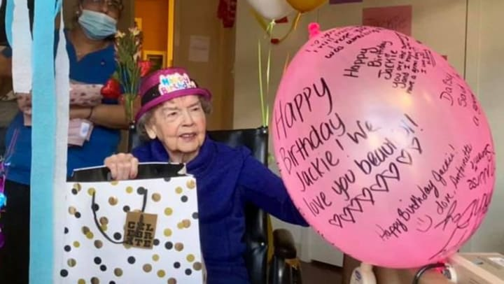 how to plan a party with a loved one who has Alzheimers disease