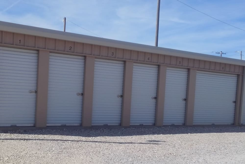 View our hours and directions at KO Storage of Hutchinson in Hutchinson, Kansas