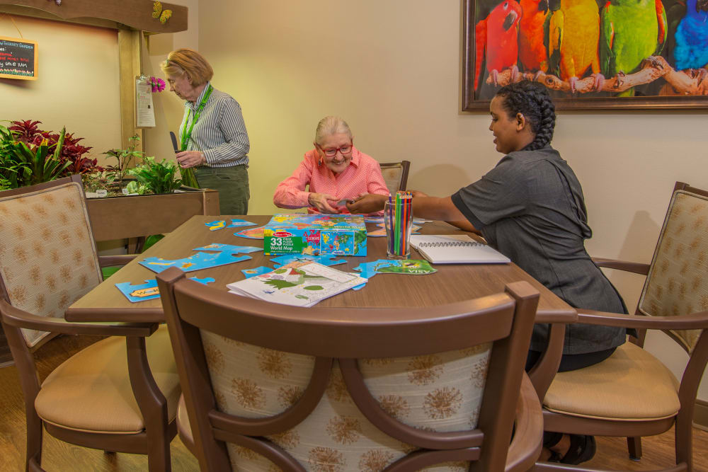Visit Quail Park Memory Care Residences of West Seattle in Seattle, Washington