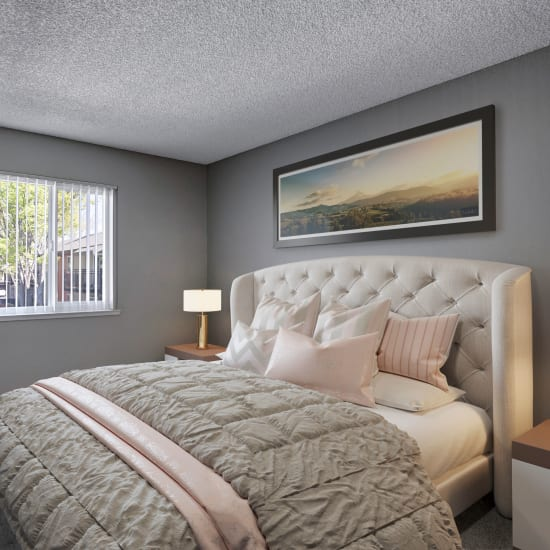 Link to floor plans page of Calais Park Apartments in St Petersburg, Florida