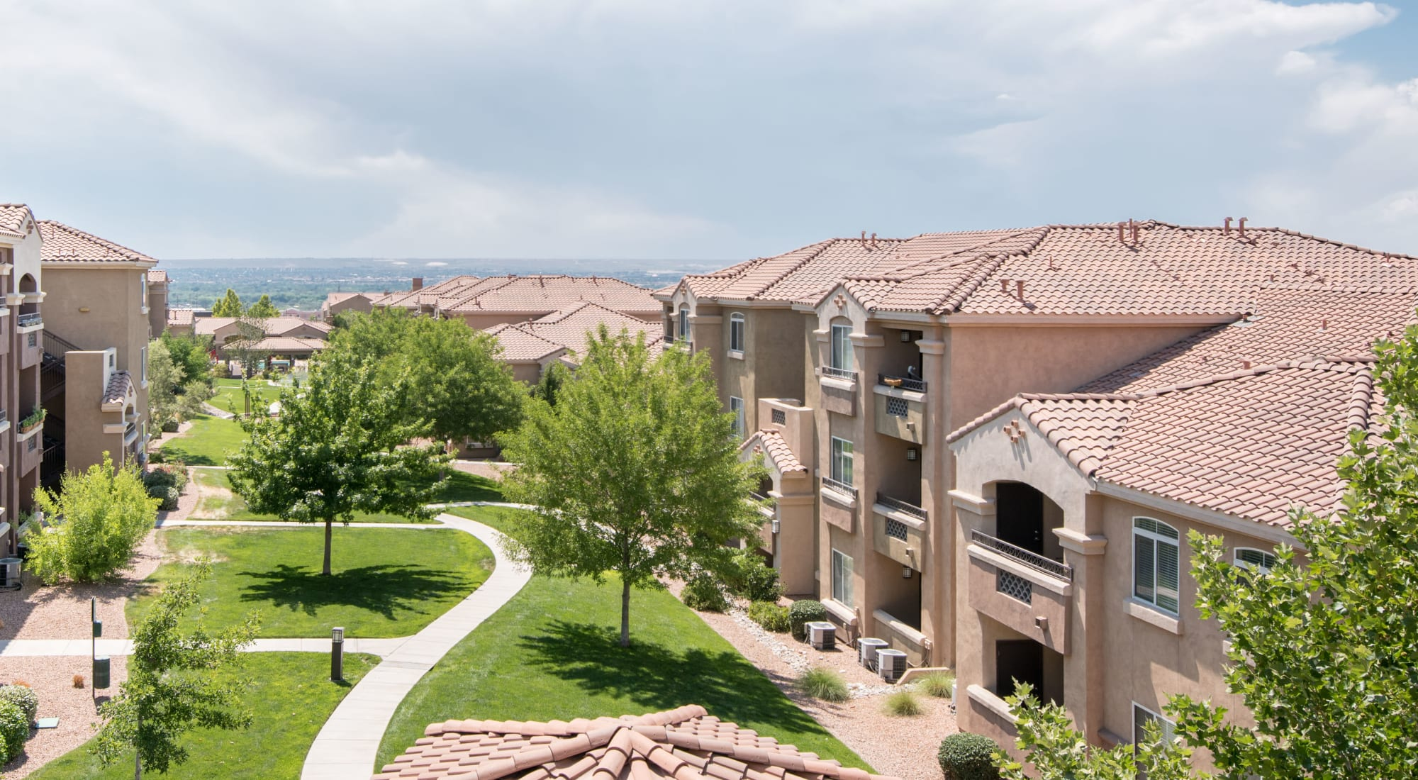 Neighborhood at Broadstone Towne Center in Albuquerque, New Mexico
