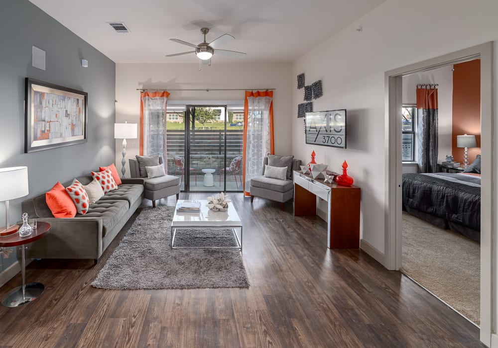 Apartment Design at Axis 3700 in Plano, Texas