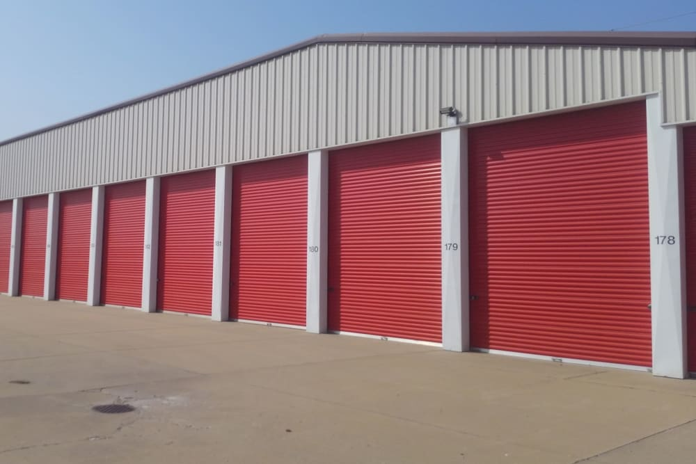 View our hours and directions at KO Storage of Salina - 9th in Salina, Kansas