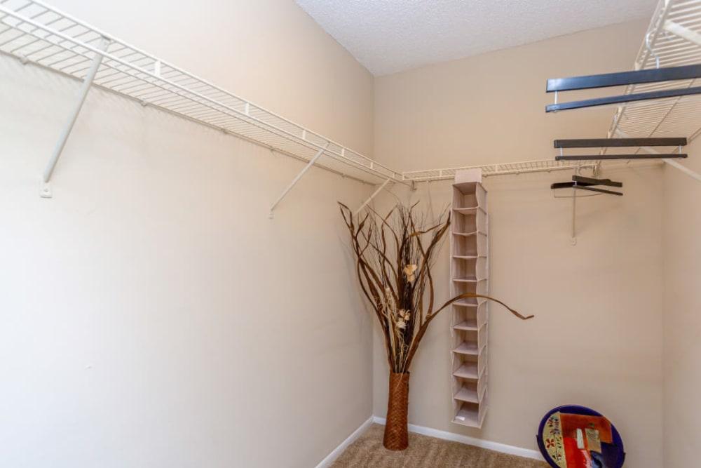 Spacious Closets at Apartments in Hialeah, Florida