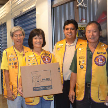 Learn more about our community outreach programs at Hawai'i Self Storage