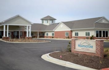 Link to StoneBridge Health Campus's HearthStone Health Campus location