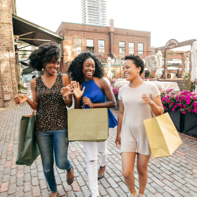 Walking destinations near Nelson Kohl Apartments in Baltimore, Maryland